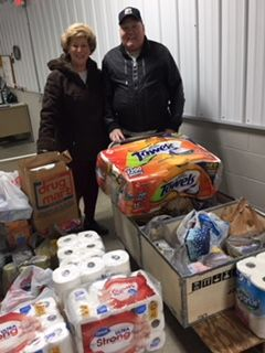 Calvary Baptist Church Donation